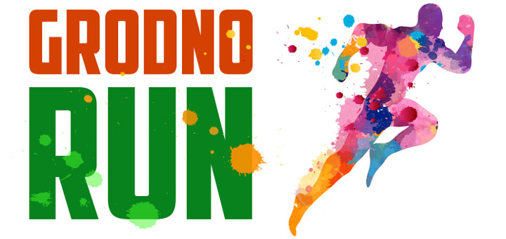 Grodno run logo