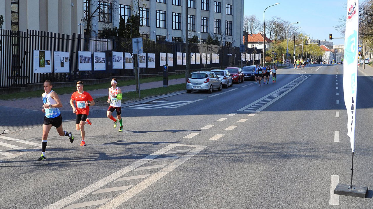 bieg oshee 10 km 2019