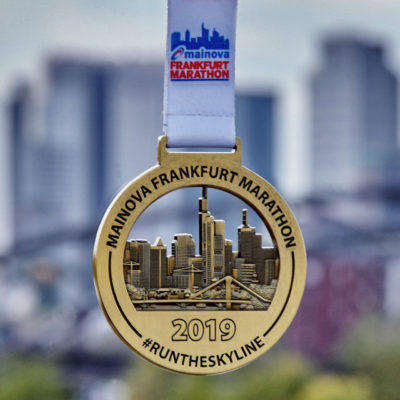 Frankfurt Marathon logo