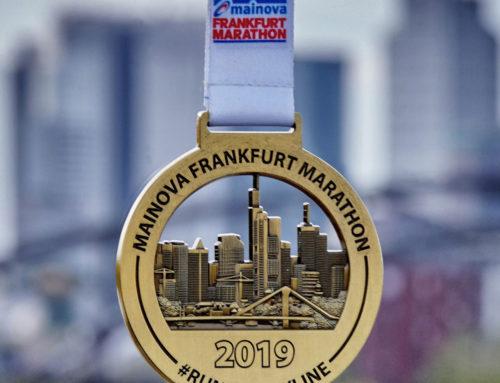 Франкфурт марафон 2019
