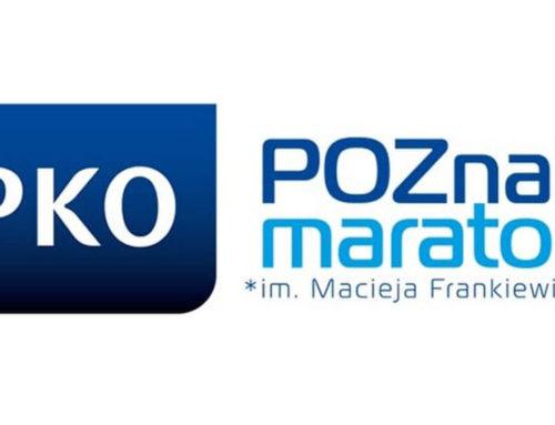 20. PKO Poznań Marathon of Maciej Frankiewicz