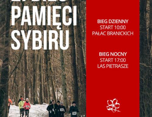Отчет о «2. Bieg Pamięci Sybiru» от Оли Колб