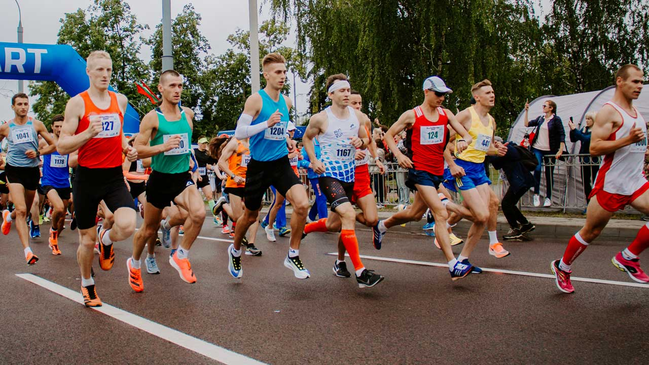 Brest halfmarathon 2021